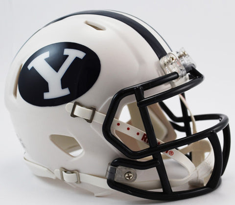 BYU Cougars Riddell Speed Mini Helmet