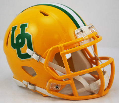 Oregon Ducks Riddell Speed Mini Helmet - Throwback Alternate
