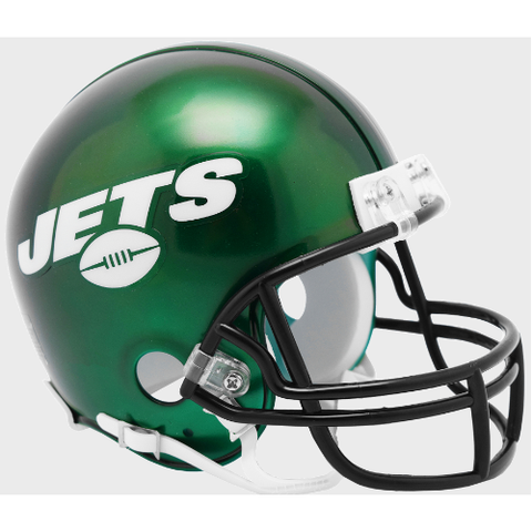 New York Jets Riddell Z2B Mini Helmet