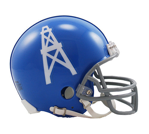 Houston Oilers 1960-1962 Throwback Riddell Z2B Mini Helmet