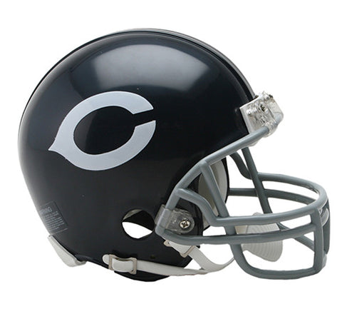 Chicago Bears 1962-1973 Throwback Riddell Z2B Mini Helmet