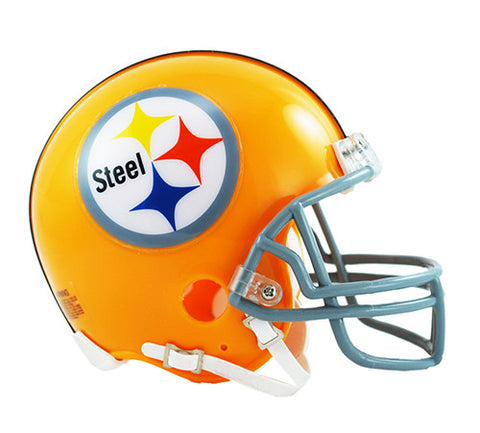 Pittsburgh Steelers Throwback 1962 Riddell Z2B Mini Helmet