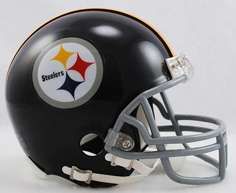 Pittsburgh Steelers Throwback 1963-1976 Riddell Z2B Mini Helmet