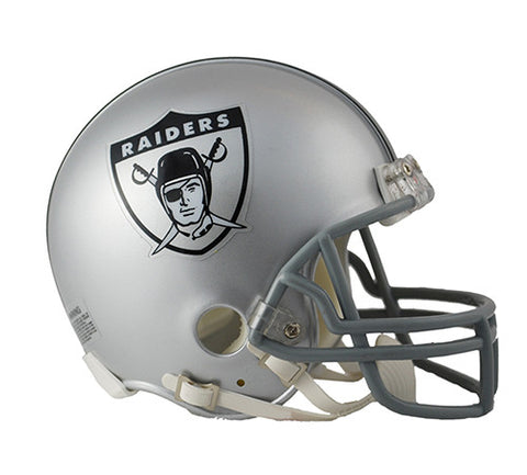 Oakland Raiders Throwback 1963 Riddell Z2B Mini Helmet