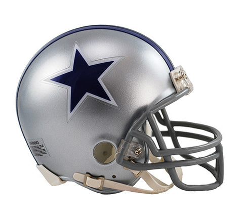 Dallas Cowboys 1964-1966 Throwback Riddell Z2B Mini Helmet