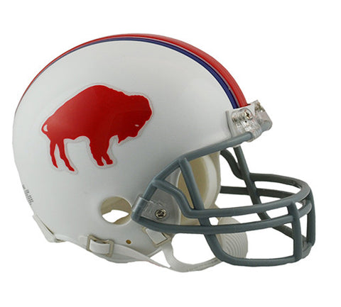 Buffalo Bills 1965-1973 Throwback Riddell Z2B Mini Helmet