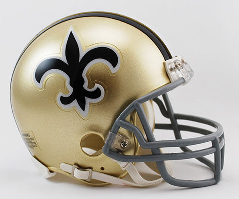 New Orleans Saints Throwback 1967-1975 Riddell Z2B Mini Helmet