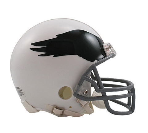 Philadelphia Eagles Throwback 1969-1973 Riddell Z2B Mini Helmet