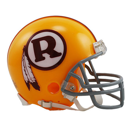 Washington Redskins Throwback 1970-1971 Riddell Z2B Mini Helmet