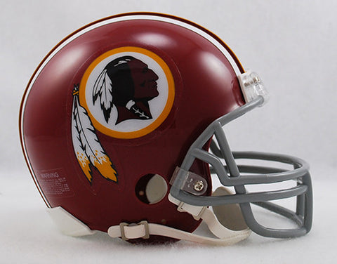 Washington Redskins Throwback 1972-1977 Riddell Z2B Mini Helmet