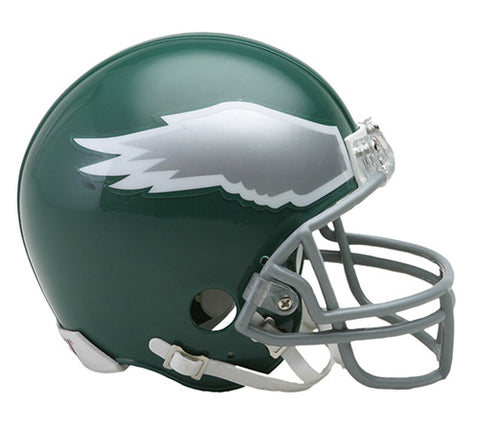 Philadelphia Eagles Throwback 1974-1995 Riddell Z2B Mini Helmet