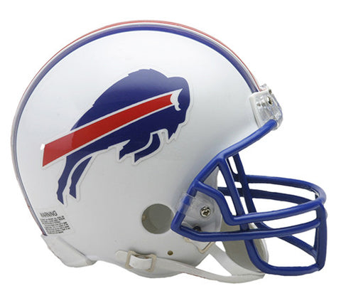 Buffalo Bills 1976-1983 Throwback Riddell Z2B Mini Helmet