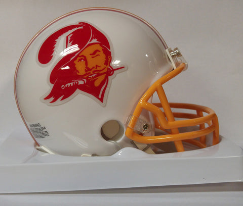 Tampa Bay Buccaneers Throwback 1976-1996 Riddell Z2B Mini Helmet