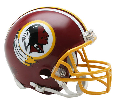 Washington Redskins Throwback 1982 Riddell Z2B Mini Helmet