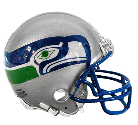 Seattle Seahawks Throwback 1983-2001 Riddell Z2B Mini Helmet