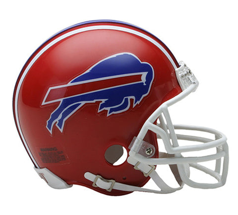 Buffalo Bills 1987-2001 Throwback Riddell Z2B Mini Helmet