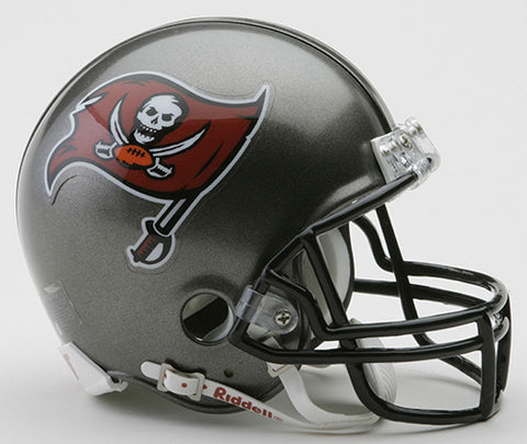 Tampa Bay Buccaneers Throwback 1997-2013 Riddell Z2B Mini Helmet