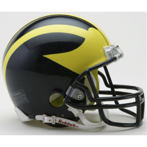 Michigan Wolverines Riddell Z2B Mini Helmet