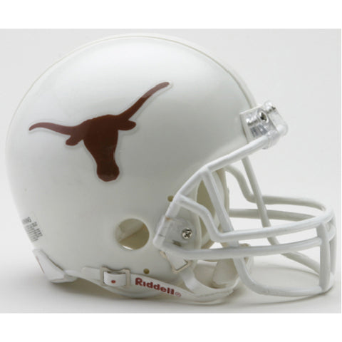 Texas Longhorns Riddell Z2B Mini Helmet
