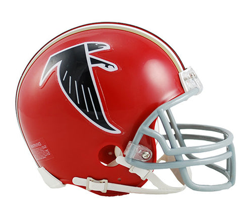 Atlanta Falcons 1966-1969 Throwback Riddell Z2B Mini Helmet