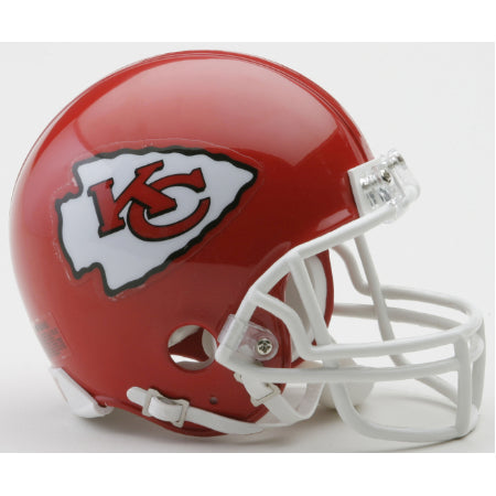 Kansas City Chiefs Riddell Z2B Mini Helmet