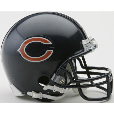 Chicago Bears Riddell Z2B Mini Helmet
