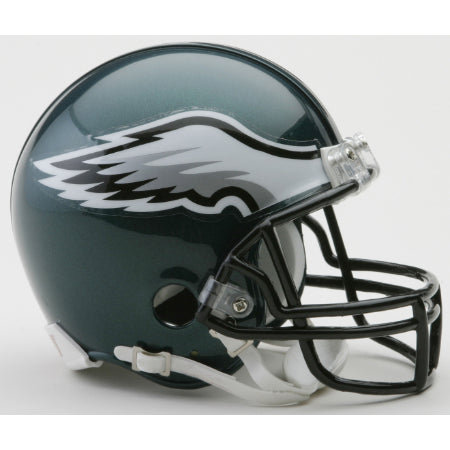 Philadelphia Eagles Riddell Z2B Mini Helmet