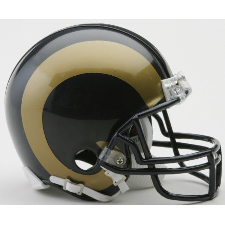 Los Angeles Rams 2000-2016 Riddell Z2B Mini Helmet