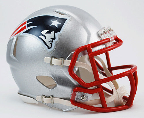 New England Patriots Riddell Speed Mini Helmet