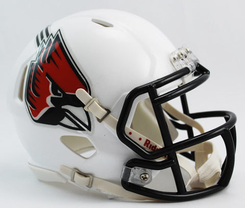 Ball State Cardinals Riddell Speed Mini Helmet