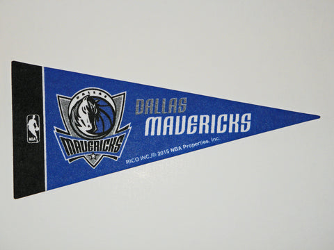 "Dallas Mavericks 4""x9"" Mini Pennant"