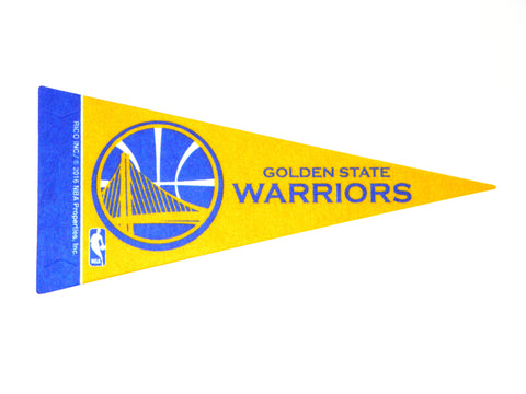 "Golden State Warriors 4""x9"" Mini Pennant"