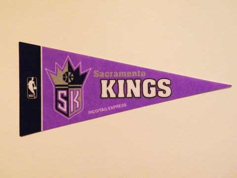 "Sacramento Kings 4""x9"" Mini Pennant"