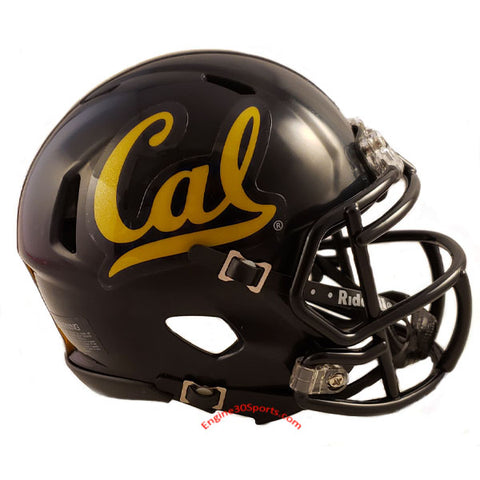 Cal Bears 2008-2012 Riddell Speed Mini Helmet