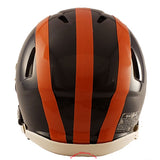 Chicago Bears 1936 Tribute Riddell Speed Mini Helmet back