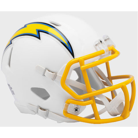 Los Angeles Chargers 2019 Riddell Speed Mini Helmet
