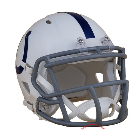 Indianapolis Colts 2020 Riddell Speed Mini Helmet
