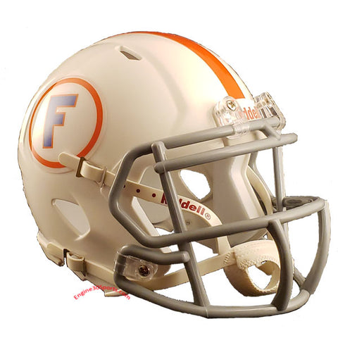 Florida Gators 2019 Throwback Alternate Riddell Speed Mini Helmet