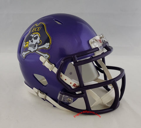 East Carolina Pirates Riddell Speed Mini Helmet