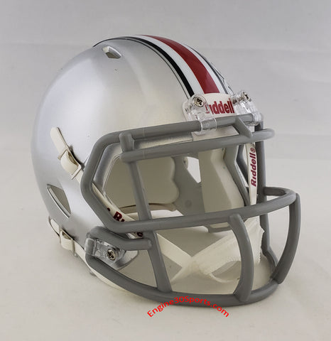 Ohio State Buckeyes Riddell Speed Mini Helmet