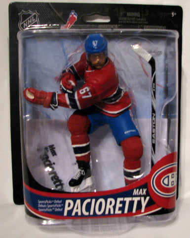 Max Pacioretty Montreal Canadiens McFarlane NHL Series 33