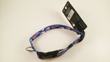 New York Rangers Pet Collar - Size Medium