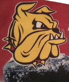 "Minnesota Duluth Bulldogs 2018 Hockey National Champions 12""x30"" Premium Pennant 2"