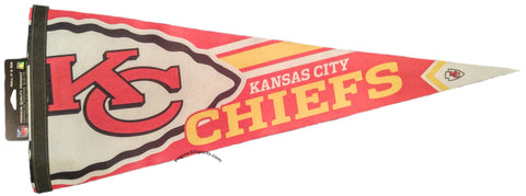 "Kansas City Chiefs 12""x30"" Premium Pennant"