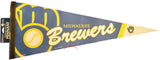 "Milwaukee Brewers 12""x30"" Premium Pennant"