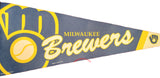 "Milwaukee Brewers 12""x30"" Premium Pennant 2"
