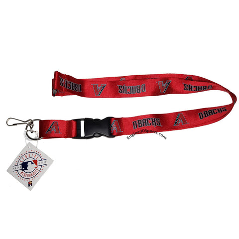 "Arizona Diamondbacks 24"" Breakaway Lanyard"