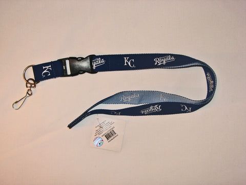 "Kansas City Royals 24"" Two Tone Breakaway Lanyard"