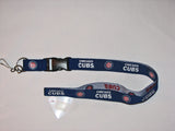 "Chicago Cubs 24"" Two Tone Breakaway Lanyard"