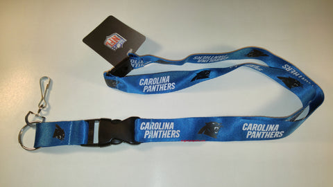 "Carolina Panthers 24"" Breakaway Lanyard"